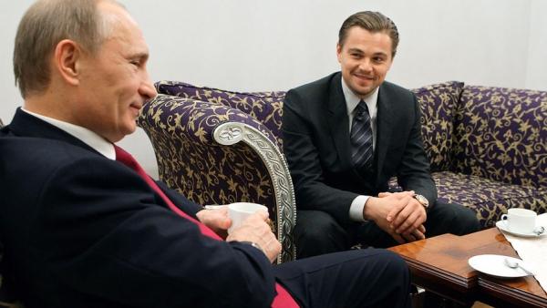 Леонардо Ди Каприо ОХУ-ын Ерөнхийлөгч Путиний дүрийг бүтээхээр болжээ